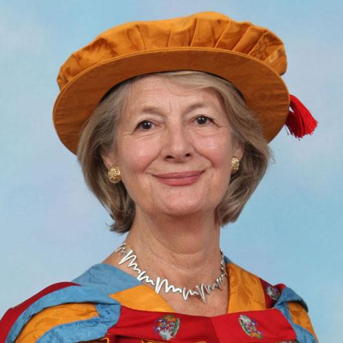 The Rt Hon the Baroness Jay of Paddington
