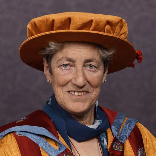 Pam Schweitzer MBE