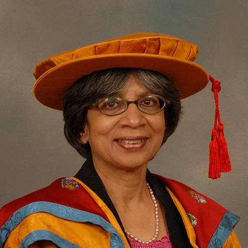 Urmila Bannerjee CBE