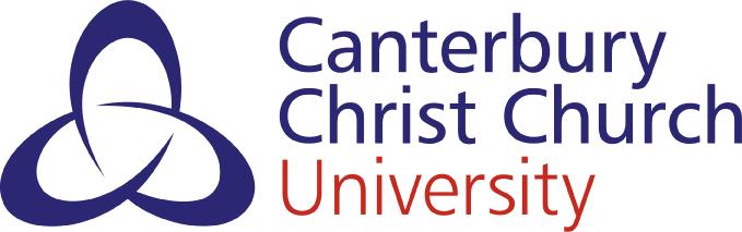 Canterbury Christ Church University logo