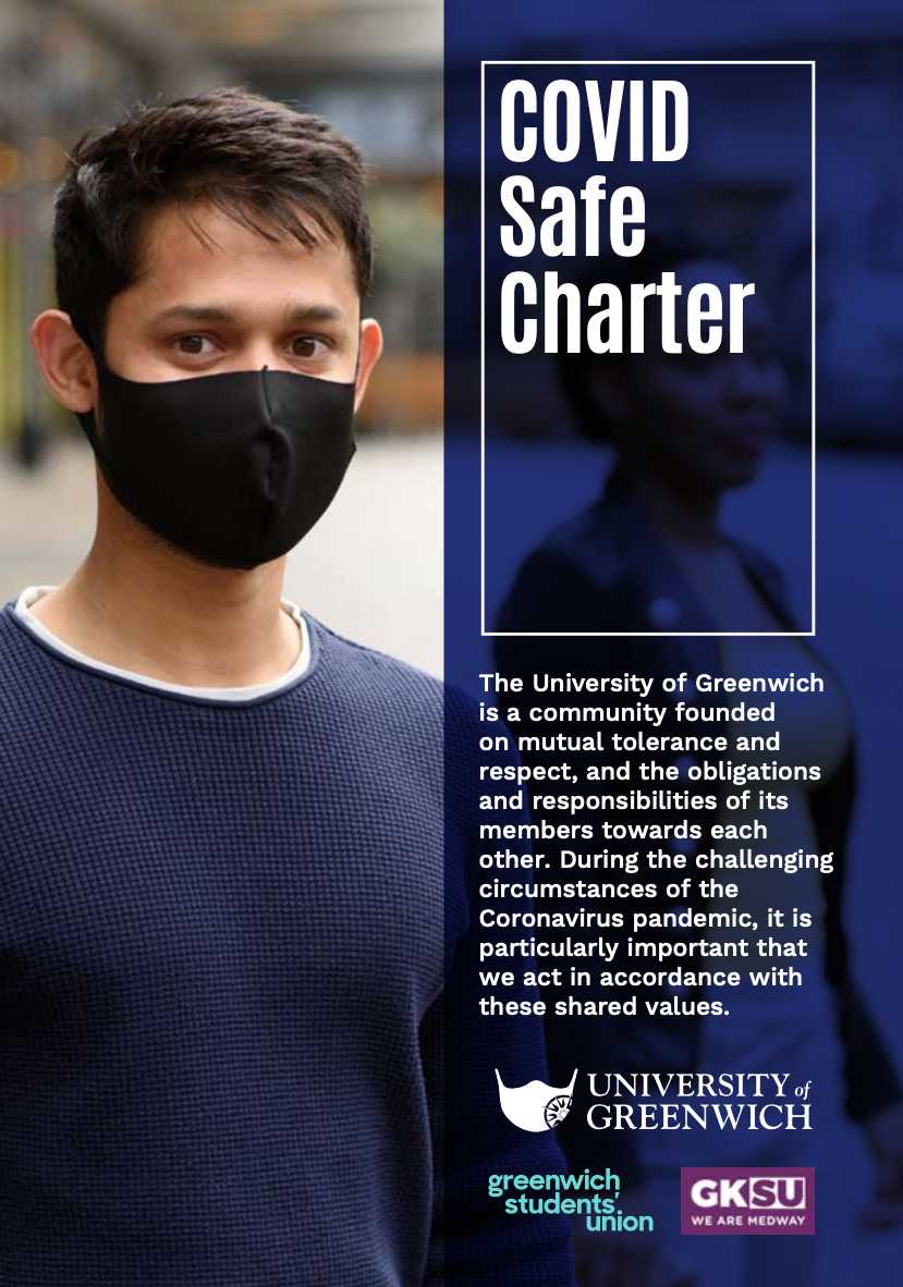COVID Safe charter - front page