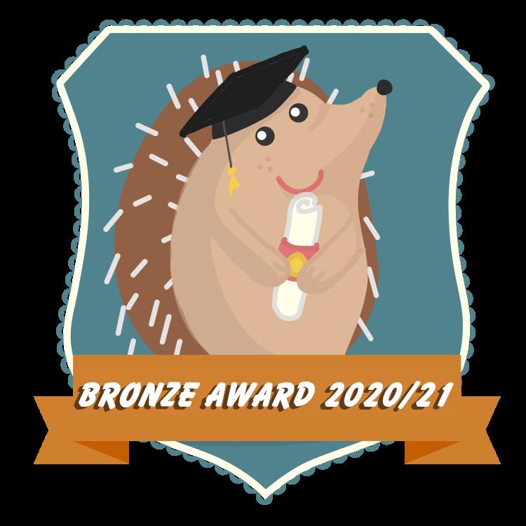 Hedgehog Friendly Campus Bronze