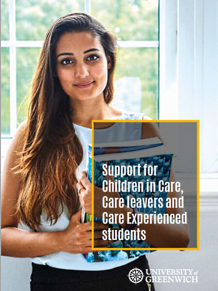 Care Leaver Booklet Cover