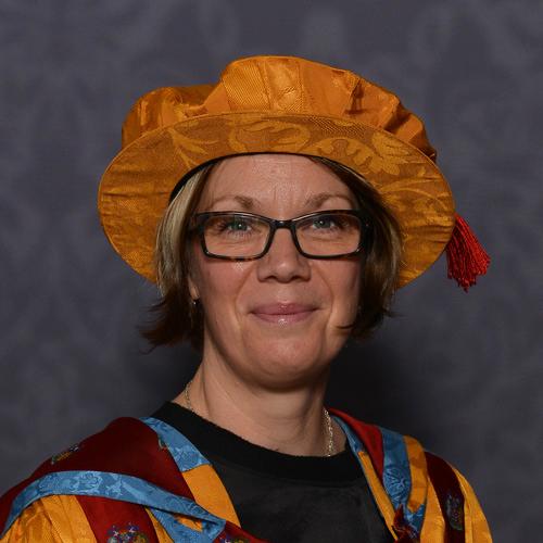 Joanne Bosanquet MBE