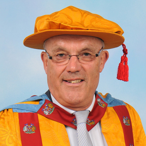 Michael Everard CBE