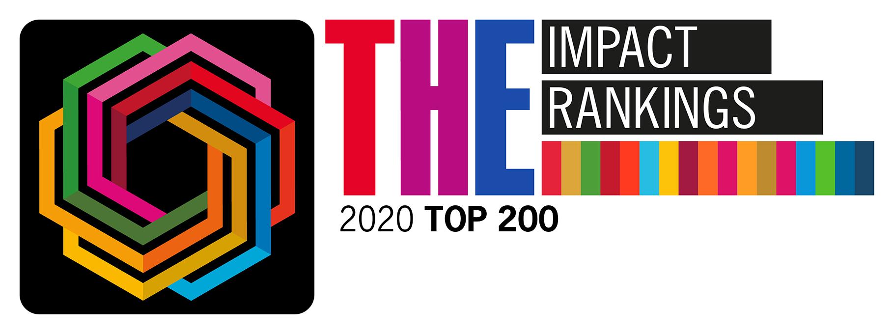 The Impact Rankings Logo