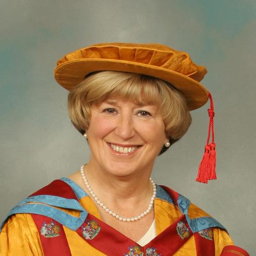 Sue Jennings CBE