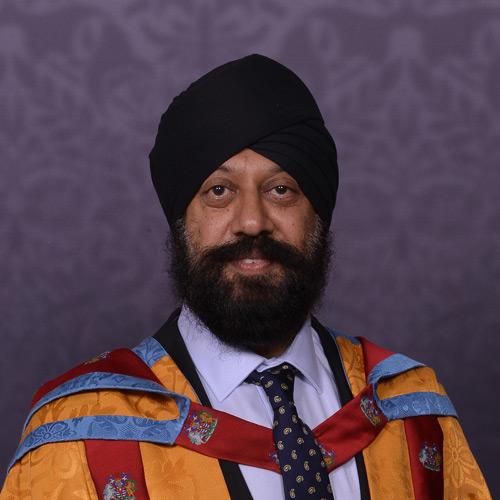 Gurmel Singh-Kandola MBE