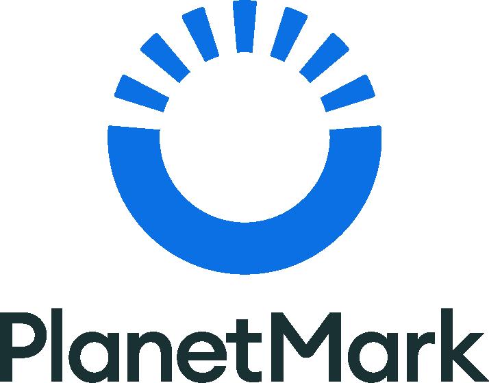 Planet mark logo