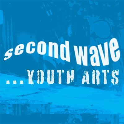 Second Wave Youth Arts logo