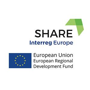 SHARE project logo
