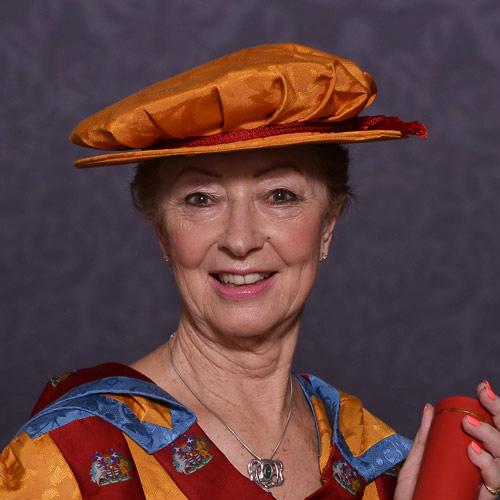 Ann Brightwell MBE