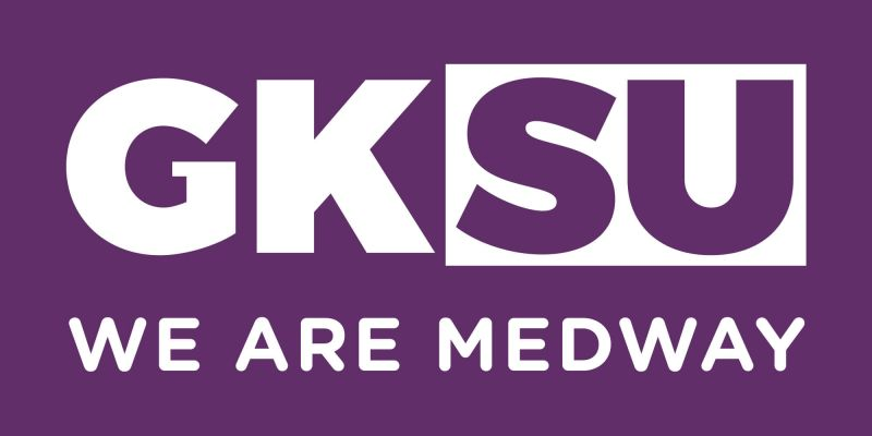 Greenwich and Kent Students' Unions logo