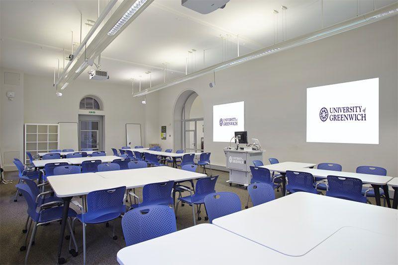 Classroom Hire - Greenwich Campus